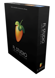 FL STUDIO 20 - Fruity Edition - Box