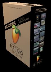 FL STUDIO 12 - Signature EDU - Box