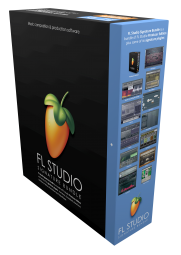 FL STUDIO 20 - Signature Bundle - Box