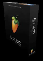 FL STUDIO 20 - Fruity Edition - Box