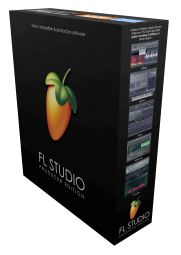 FL STUDIO 20 - Producer Edition - Box