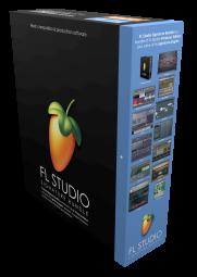 FL STUDIO 20 - Signature Bundle - Box