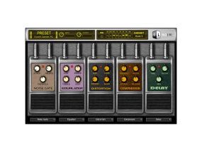 Image Line Hardcore Plug-In FL/VST/AU ESD - Gitarren Effektboard