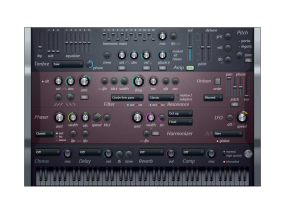 Image Line Harmless Plug-In FL/VST ESD - Synthesizer
