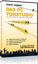 Das PC-Tonstudio Band 1-8 (e-Book) 5. Auflage